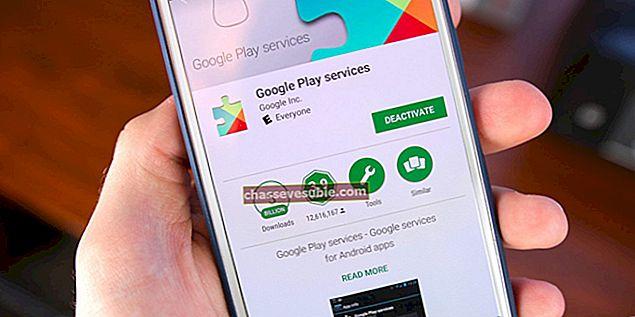 Cum se actualizează serviciile Google Play?