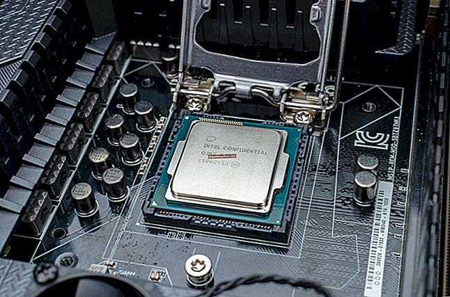 Cara Mengetahui Generasi Prosesor Intel i7