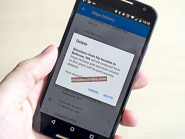Cara Menghentikan Google Menyimpan Riwayat Pencarian Anda