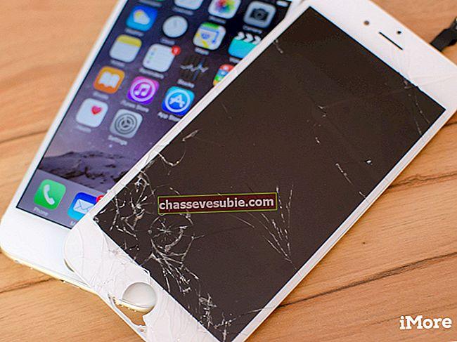 MEMPERBAIKI: iPhone 6 Kesalahan 53