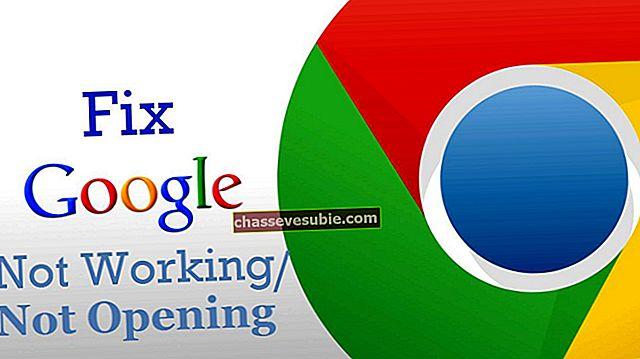 MEMPERBAIKI: Hapus Penelusuran Omnibox dari Google Chrome