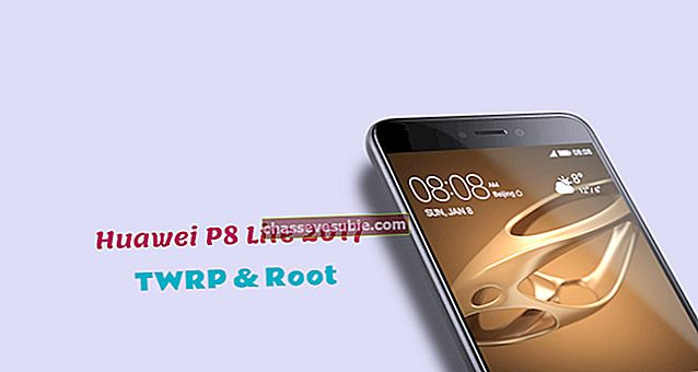 Comment rooter le Huawei P8