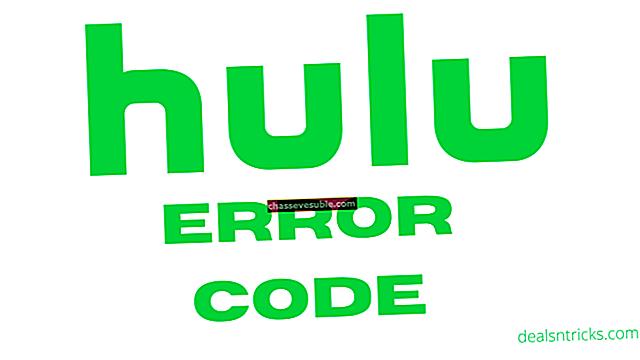 Hoe u Hulu-foutcode P-DEV322