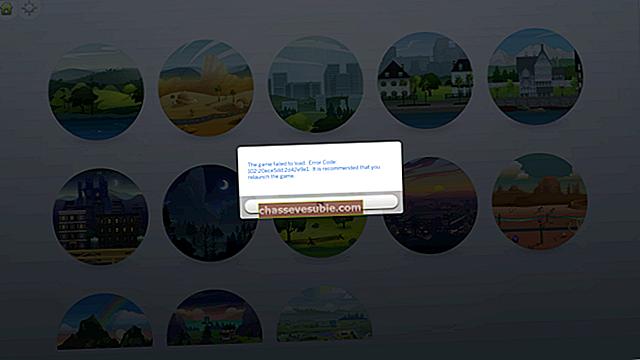 Javítás: Sims 4 hibakód: 102