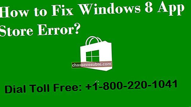 A 0xD000000D javítása a Windows Store segítségével