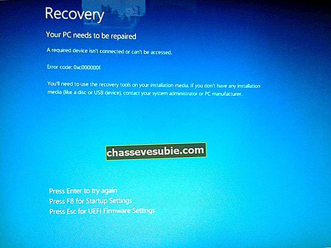 REZOLVAT: Windows 10 nu a putut fi instalat Eroare (80070003)
