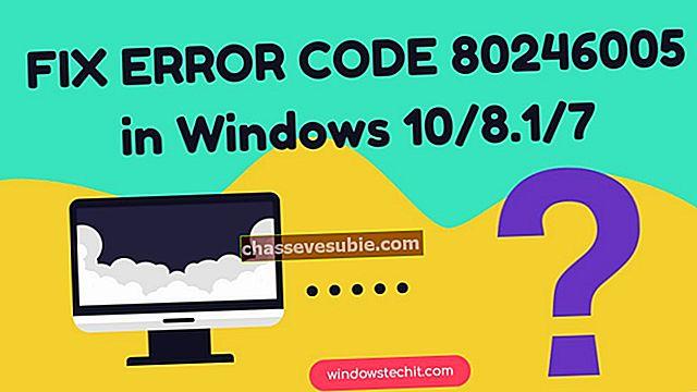 Correction: code d'erreur Windows Update 0x8024402c