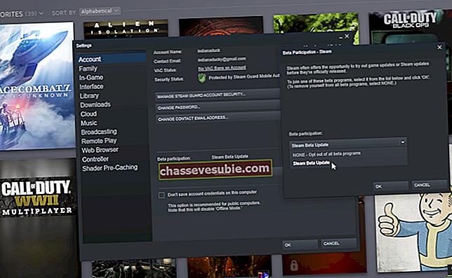 Hoe u zich kunt afmelden voor bèta-deelname op Steam