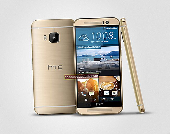 MEMPERBAIKI: Loop Boot HTC One M9