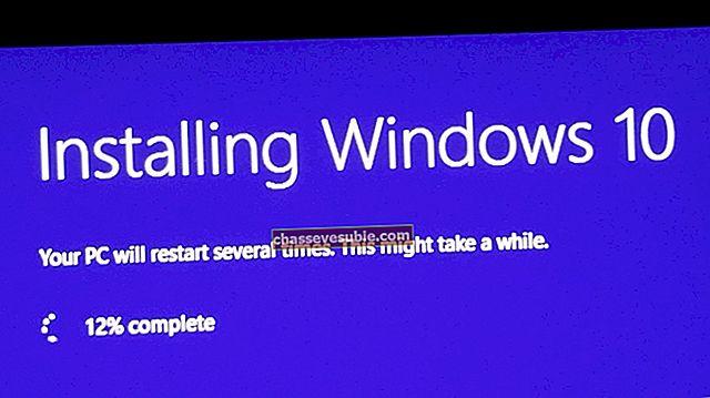 "Remediere: Eroare de actualizare Windows 10 ""0xc1900101-0x30018"""