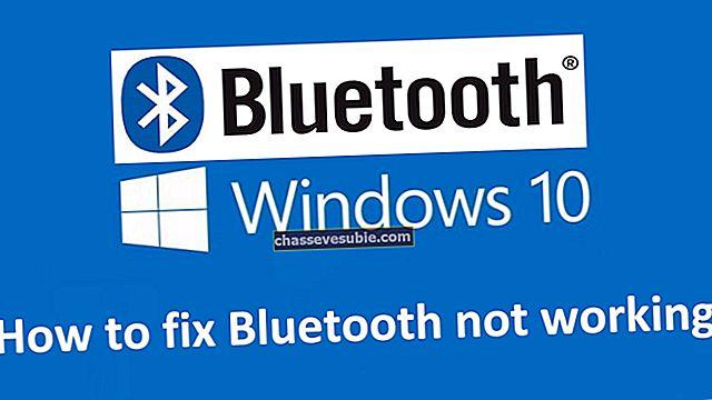 Cum se remediază dispozitivele Bluetooth care nu detectează dispozitivele pe Windows 10?