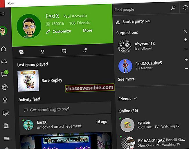 Hoe de Xbox-app in Windows 10 te verwijderen