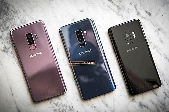 สุดยอดคู่มือการ Debloat Samsung S9 และ S9 +