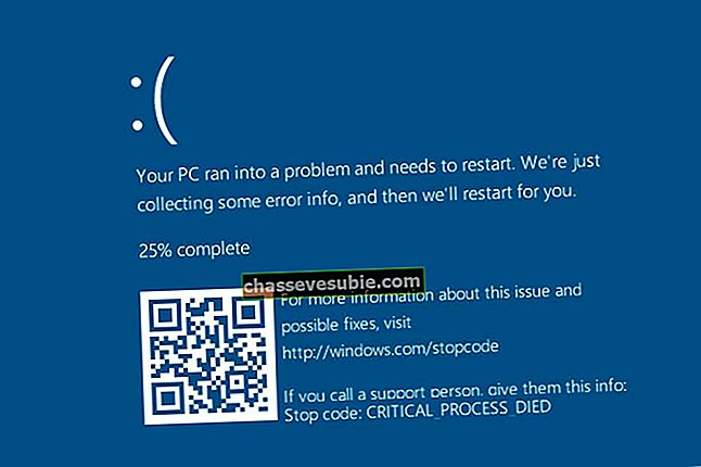 Fix: BlueScreen Recovery Error 0xc0000017 di Windows 10