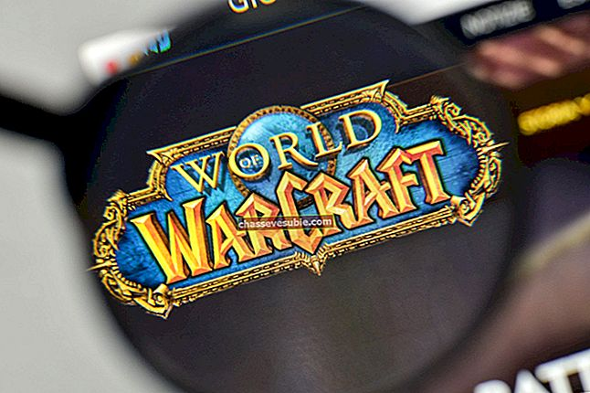 Fix: World of Warcraft Error 132