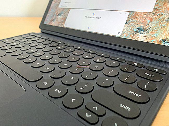 วิธีใช้ปุ่มฟังก์ชัน Chromebook