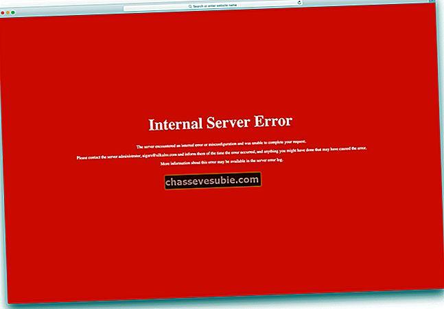 Remediere: eroare de server 5xx în Instagram