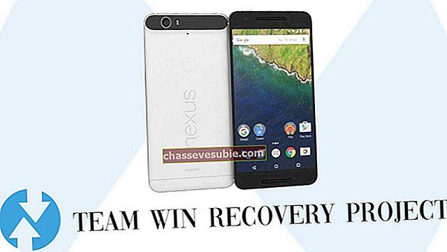 Hoe Huawei Nexus 6P te rooten