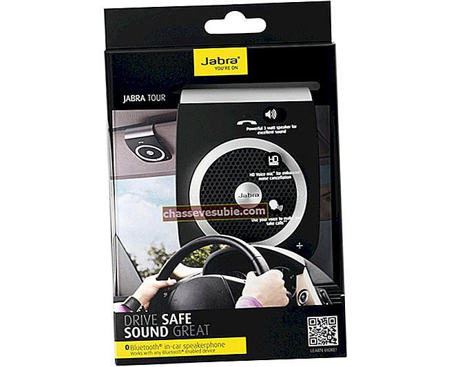 Jabra Tour Bluetooth Mâini libere Recenzie difuzor
